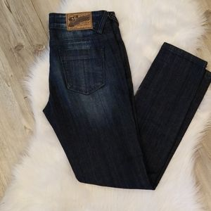 Vigoss Premium Collection Skinny Straight Jeans